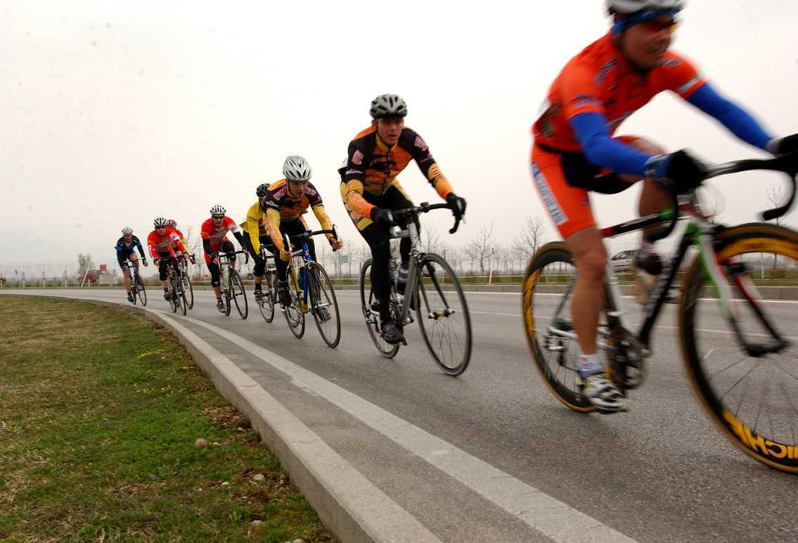 Cyclists and Back Pain