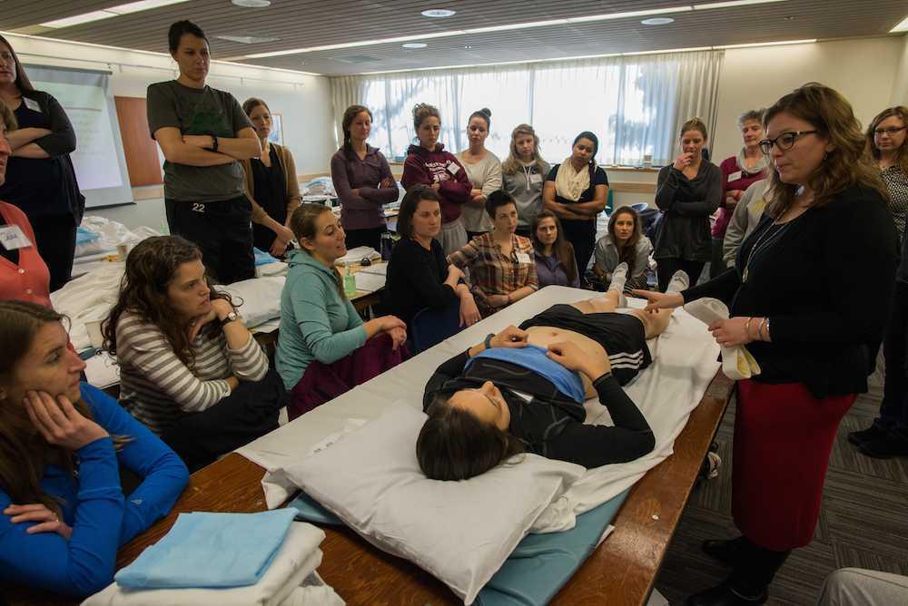 Herman Wallace Pelvic Rehabilitation Continuing Education