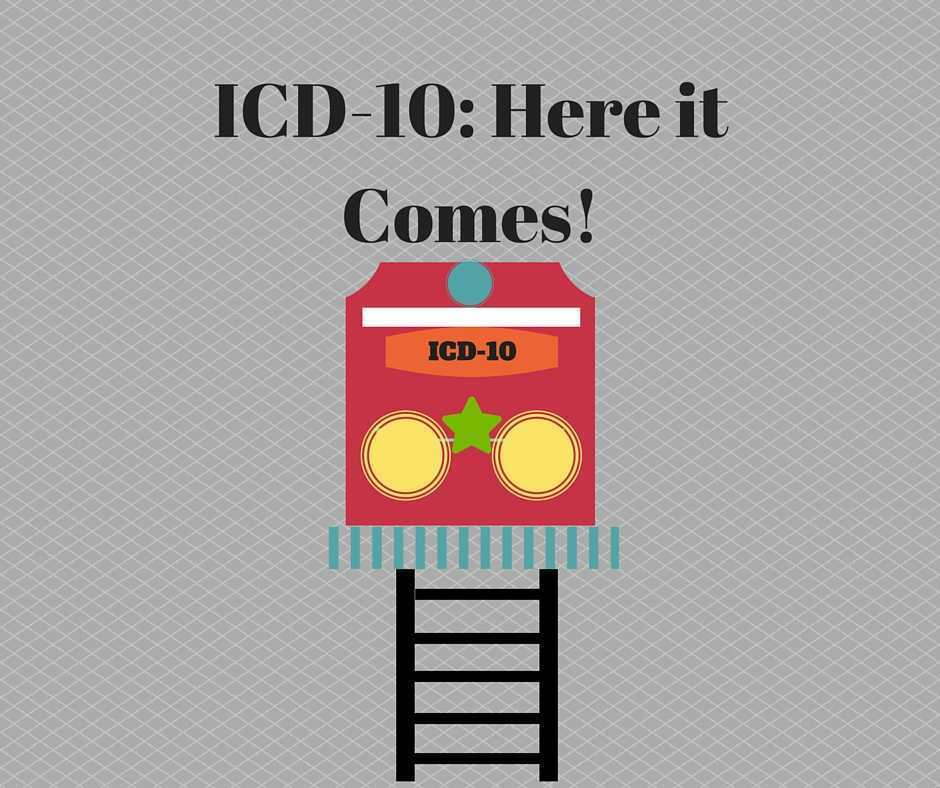 ICD-10 is on the Way! Here's a Cheat Sheet for Pelvic Rehab Practitioners