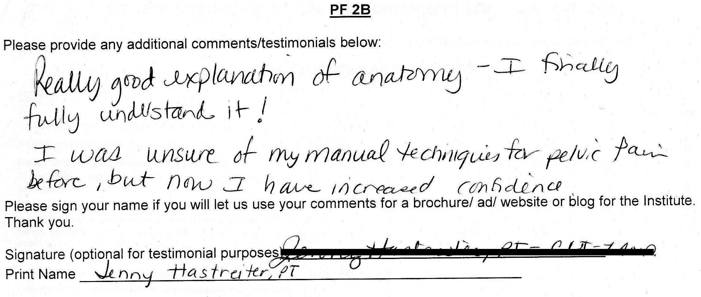 Herman & Wallace Pelvic Rehabilitation Continuing Education - Pelvic ...